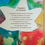Paper with Watercolor Themed Poetry Project via lets-explore.net