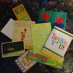Bookmarks & Greeting Cards